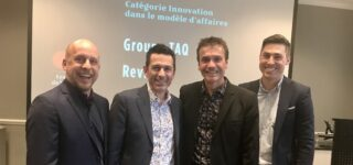 Groupe TAQ reconnu par les Prix de l'impact social de L'Actualité