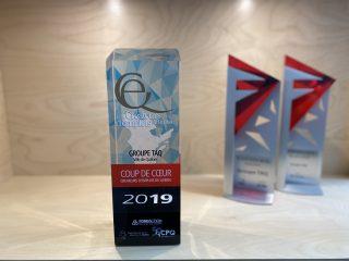 Groupe TAQ, récipiendaire d'un Prix Créateurs d'emplois du Québec
